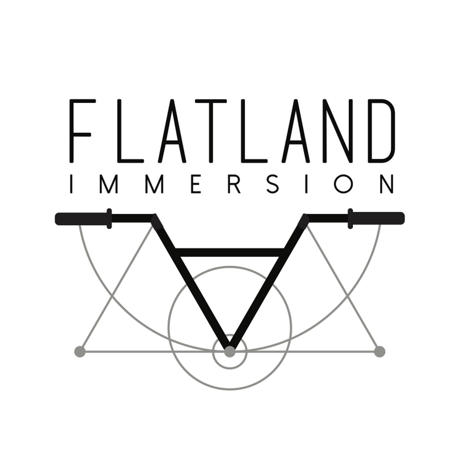 Flatland Immersion Podcast show art