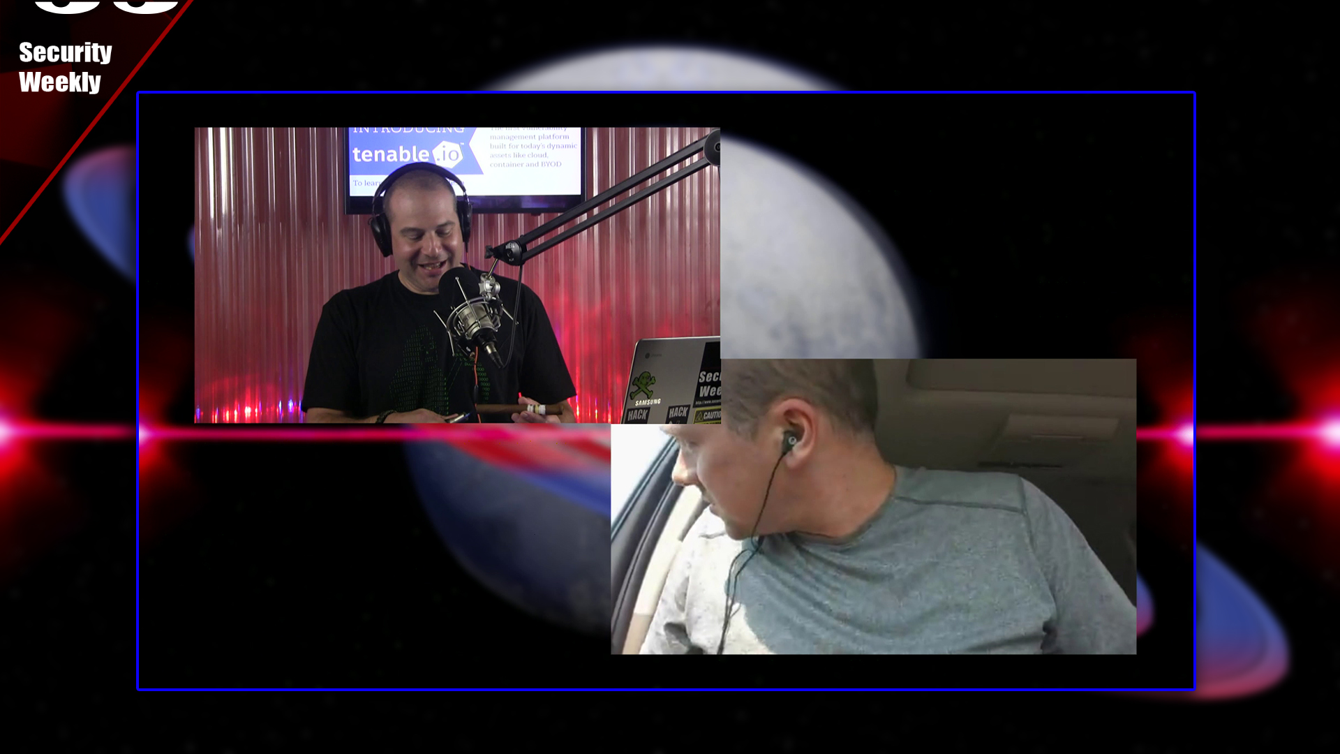 Artwork for Wandera, SOC, Qualys, and Forcepoint - Enterprise Security Weekly #55
