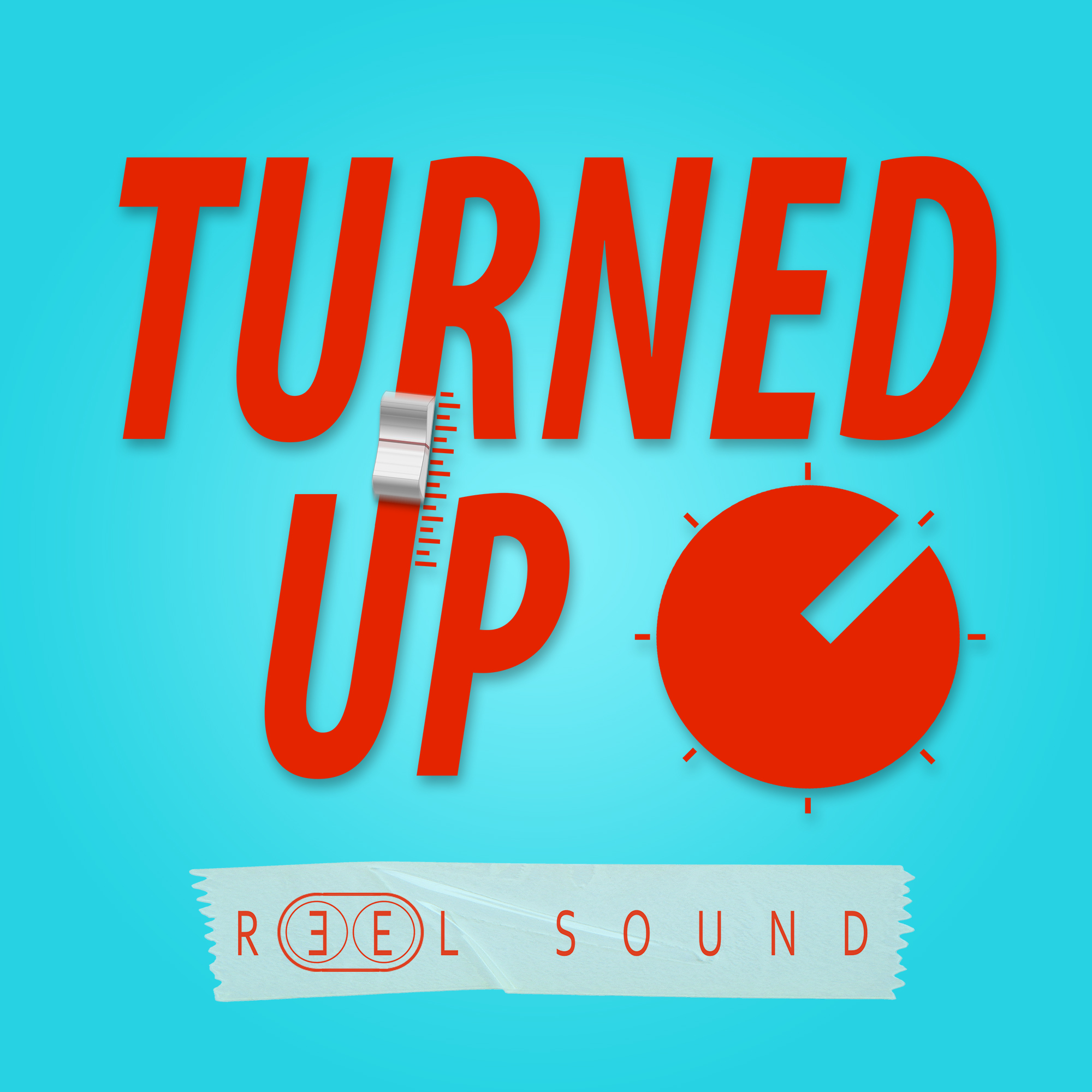 Turned Up show art