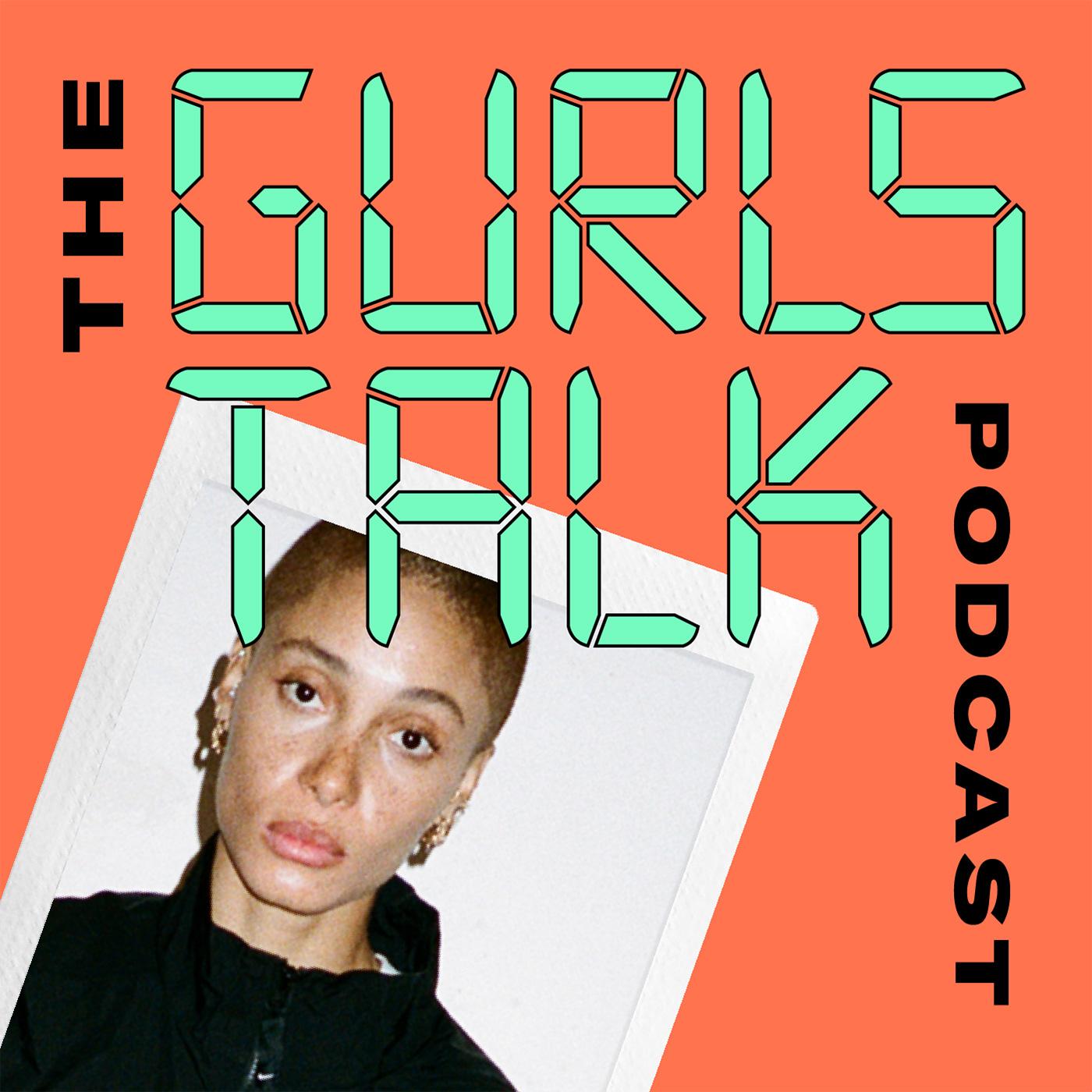 The Gurls Talk Podcast show art