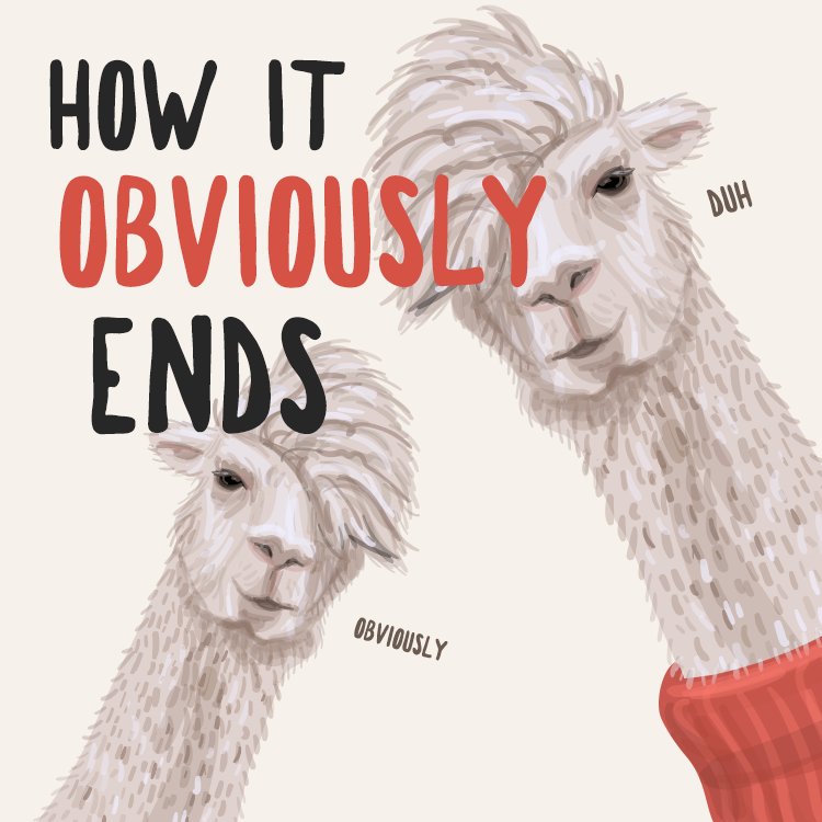 How It Obviously Ends show art