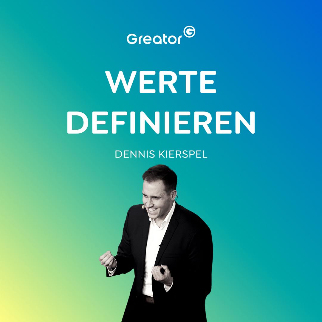 Wertekultur aufbauen: Was Mitarbeiter wirklich motiviert // Dennis Kierspel