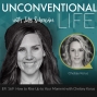 Artwork for Ep.169 How to Rise Up to Your Moment with, Yogi and Founder of AWAKE, Chelsey Korus