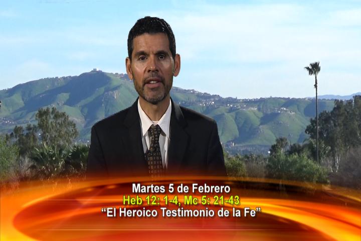 """Artwork for Dios te Habla con Jose Luis Elias;  """"El Heroico Testimonio de la Fe"""""""