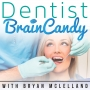 Artwork for EP124: Dental news to abuse and brush your teeth in 10 seconds and oral health and colon cancer link