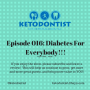 Artwork for KDP Episode 016: Diabetes for Everybody!!!