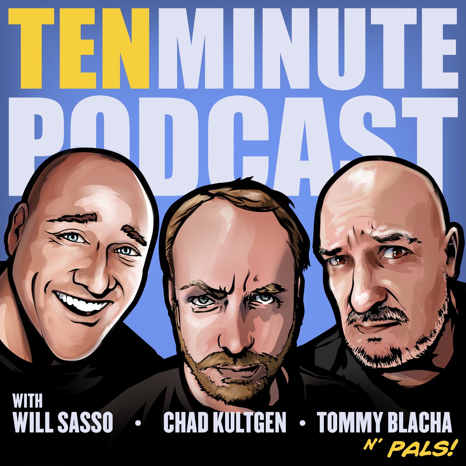 Artwork for TMP - Pals the Podcasting Puppet Returns
