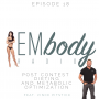 Artwork for EP. 18 Post Contest Dieting and Metabolic Optimization   feat. Vince Pitstick