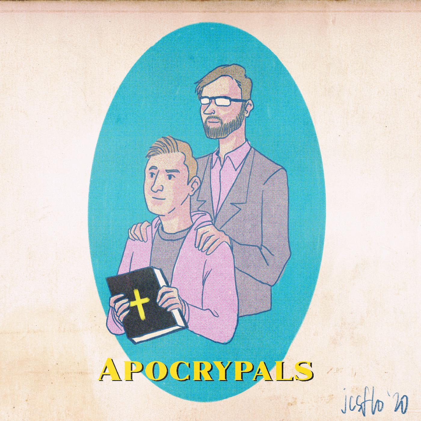 Apocrypals show art