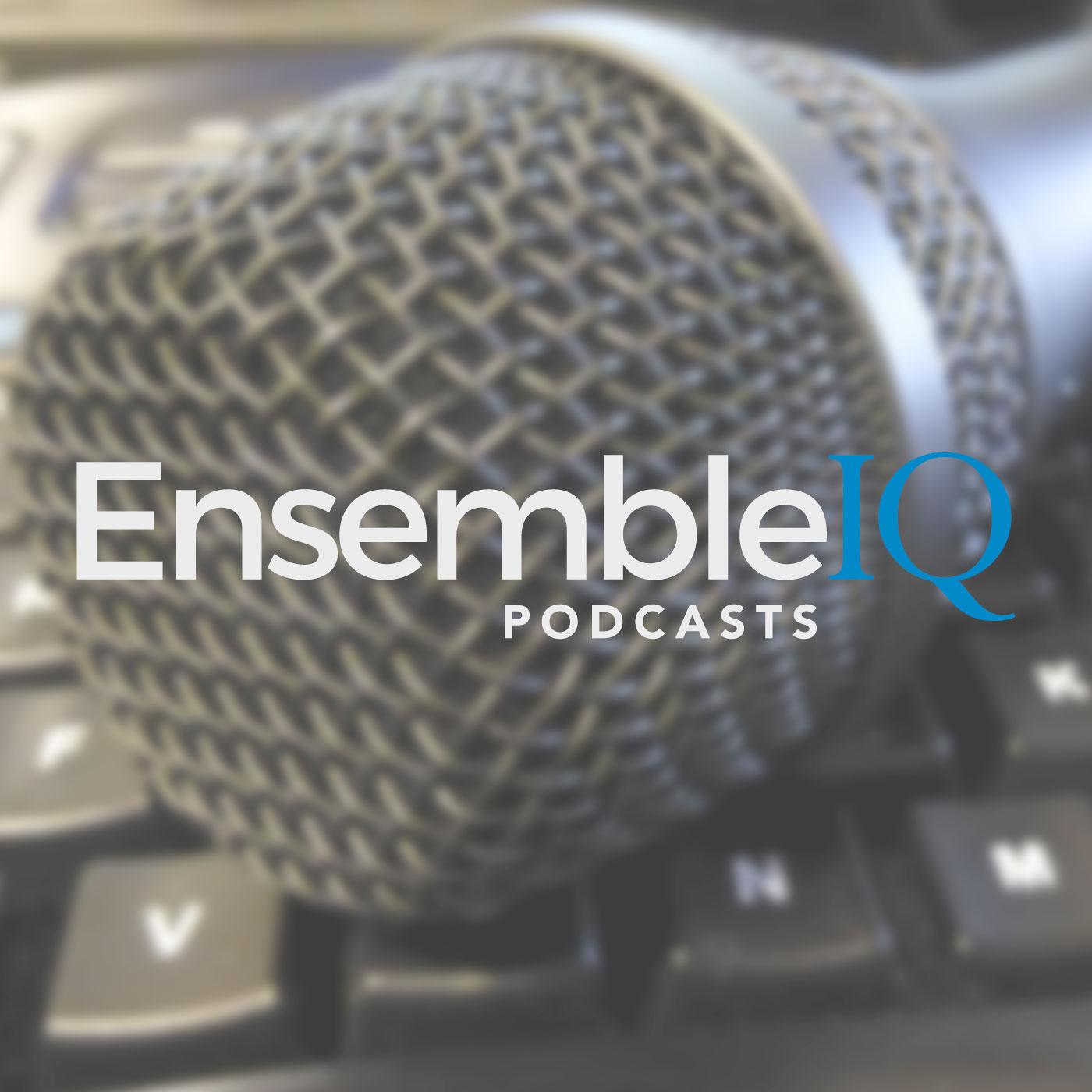 EnsembleIQ Podcasts show art