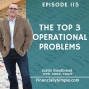 Artwork for The Top 3 Operational Problems