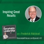 Artwork for Inspiring Great Results with Fred Halstead