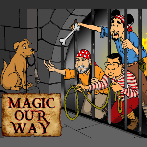 MOW #087 - PLUS IT! Walt Disney World's Magic Kingdom: Adventureland, Frontierland, & Liberty Square