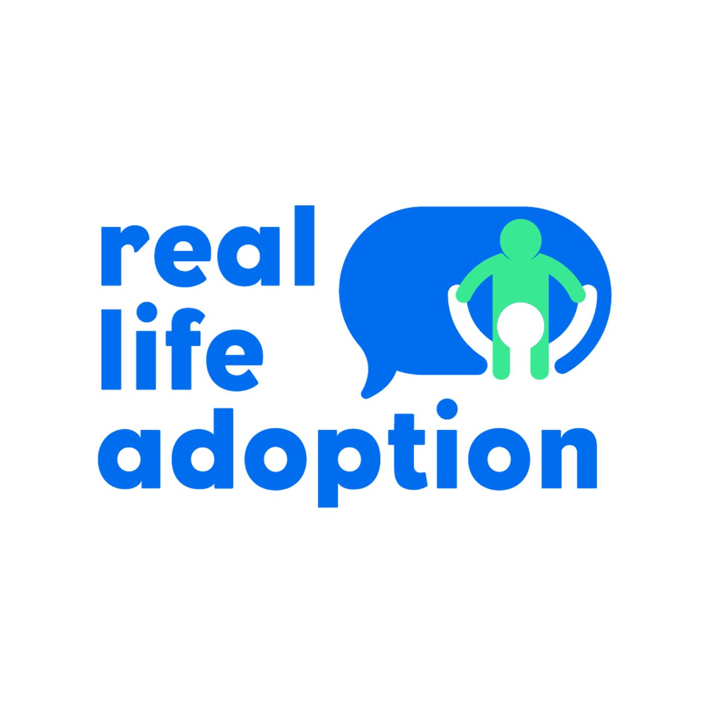 Real Life Adoption show art