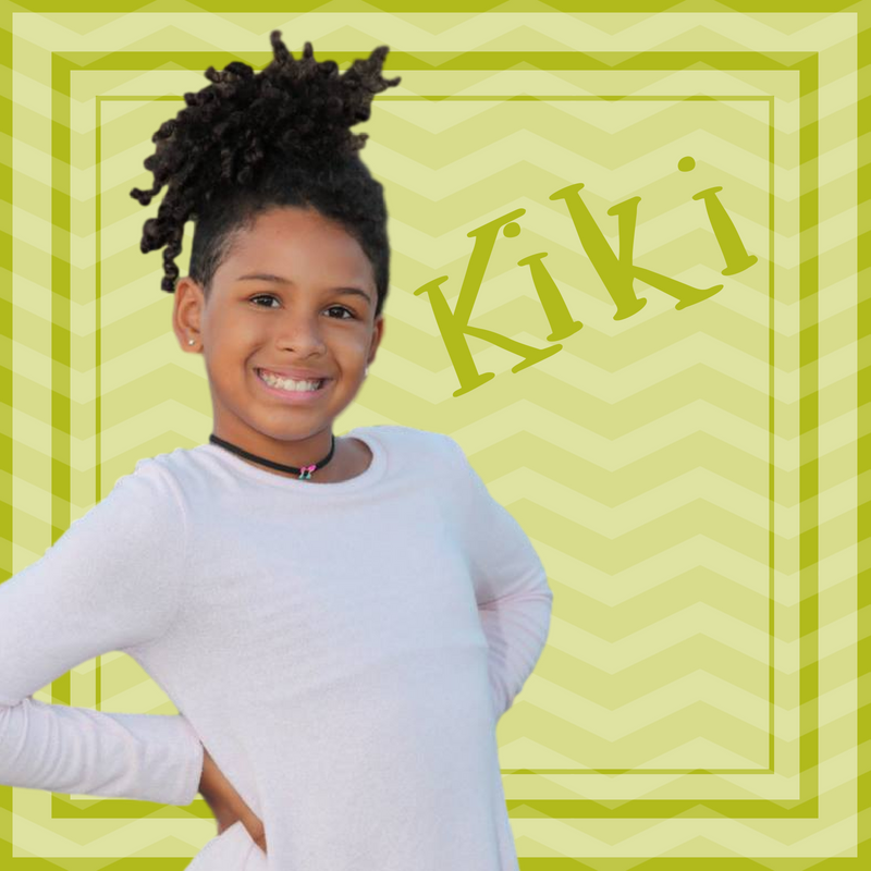 4 Kids Podcast Meet Kiki