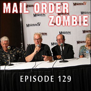 Mail Order Zombie: Episode 129