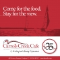 Artwork for LEGACY BUSINESS SERIES: Carrol's Creek Cafe, celebrating 35 years