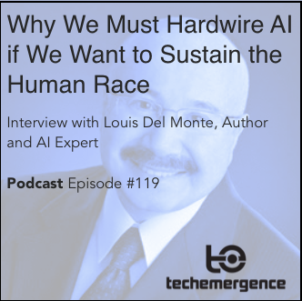 Why We Must Hardware AI if We Want to Sustain the Human Race