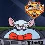 Artwork for 144 Animanicast 144: Discussing Pinky and the Brain- Of Mouse and Man