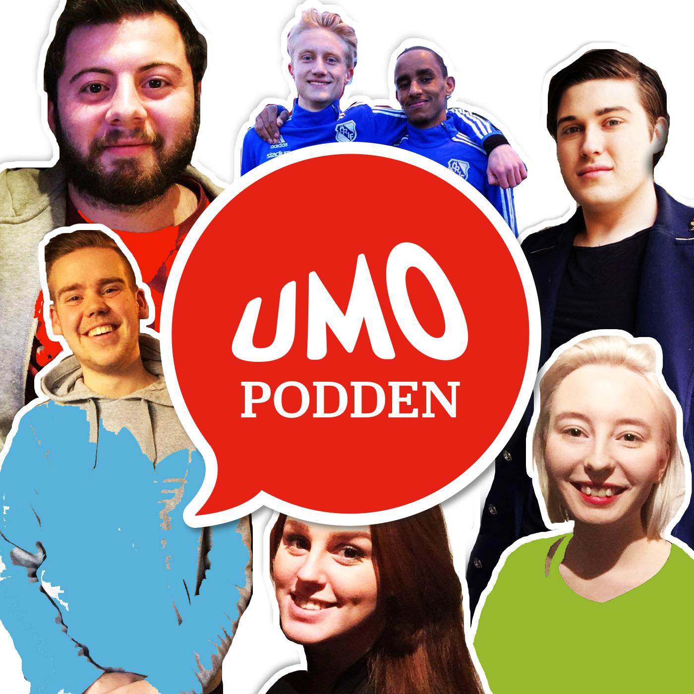 UMO-podden + Sexnoveller show art