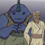 Artwork for Jedi Adventures Episode 6: We Make Our Own Theme Music