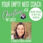 Artwork for 36: Walking Through the Empty Nest Transition with Jo Davies