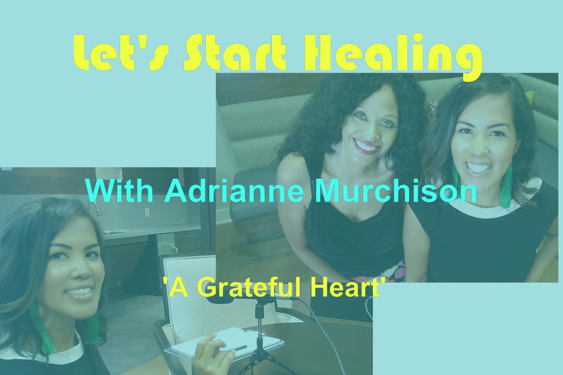Artwork for Let's Start Healing Ep. 20