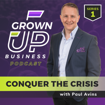 Grown Up Business Podcast show image