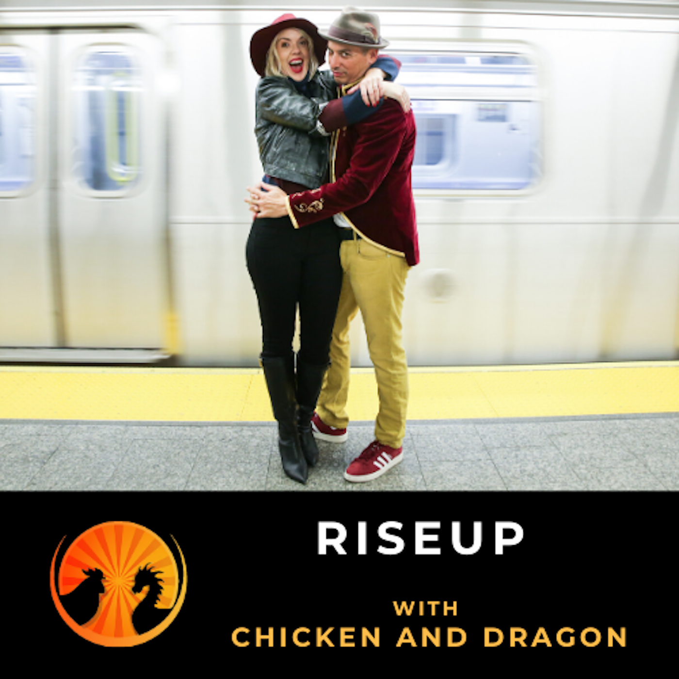 RiseUp with Chicken and Dragon