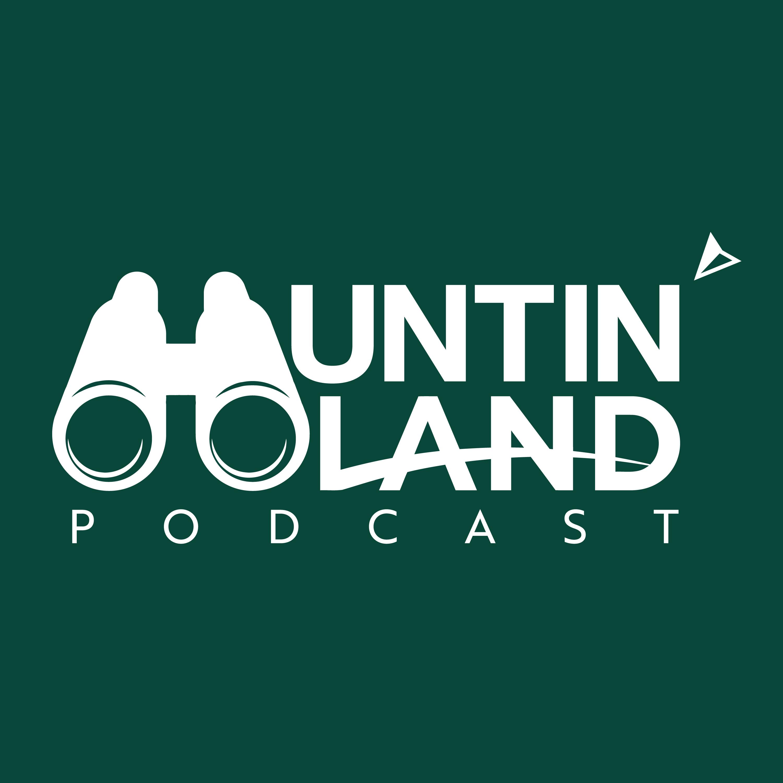 Huntin' Land Podcast show art