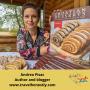Artwork for Andrea Pisac- Author of Croatian Desserts Cookbook