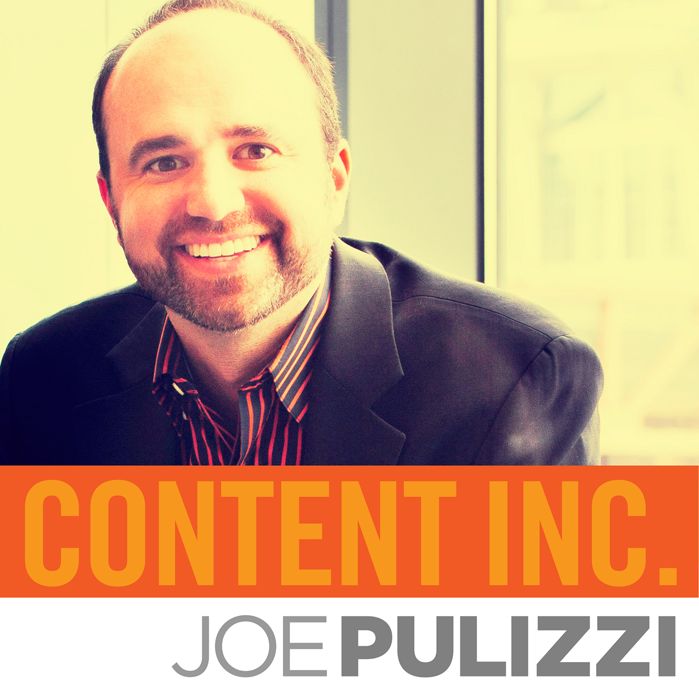 Content Inc with Joe Pulizzi show art