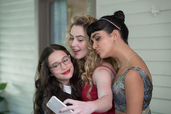 Blockers cast Kathryn Newton, Geraldine Viswanathan, Gideon Adlon