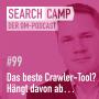 Artwork for Das beste SEO-Crawler-Tool? Hängt davon ab... [Search Camp Episode 99]