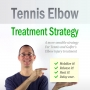 Artwork for Tennis Elbow Treatment Strategy - Tennis Elbow 101