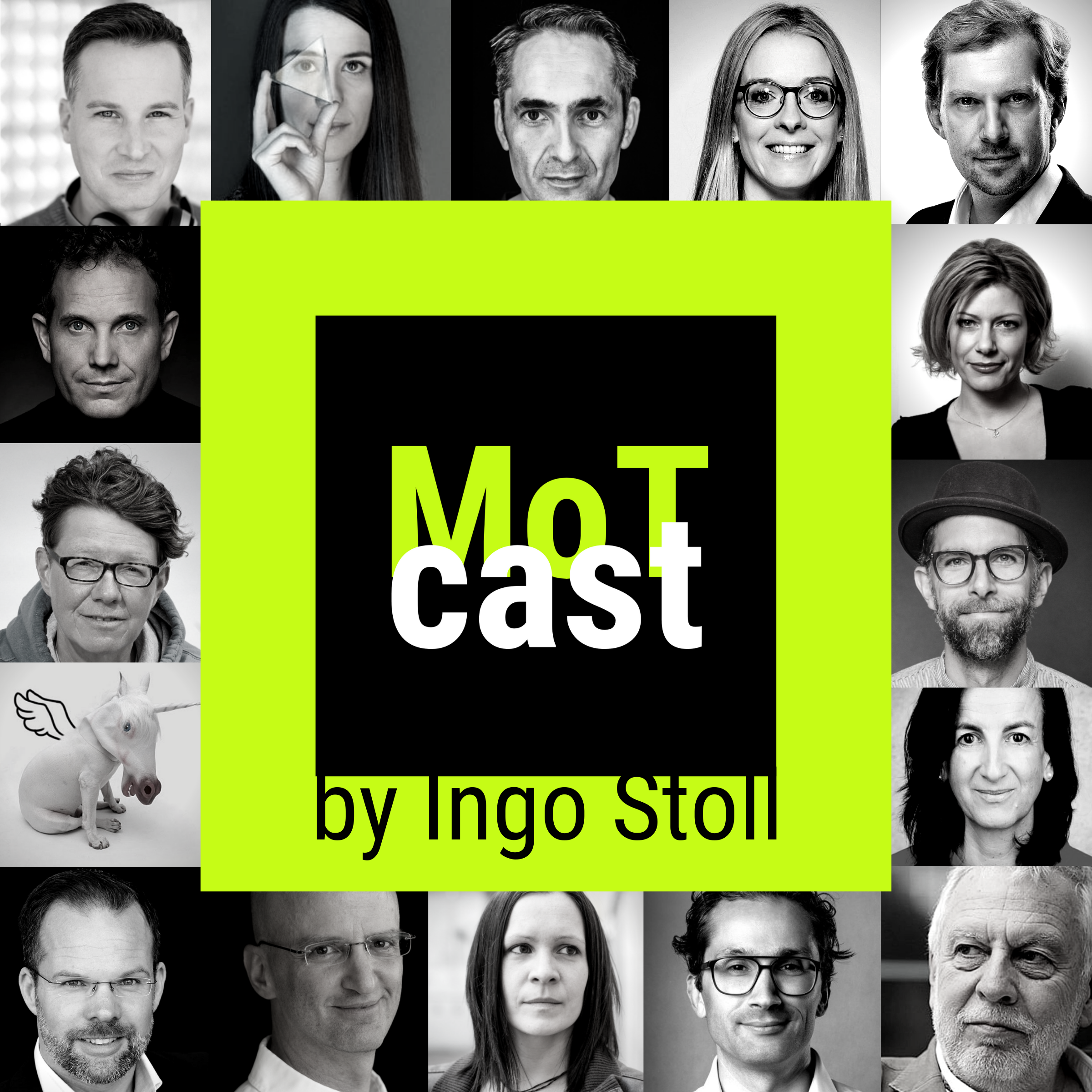 MoTcast - Masters of Transformation Podcast show art