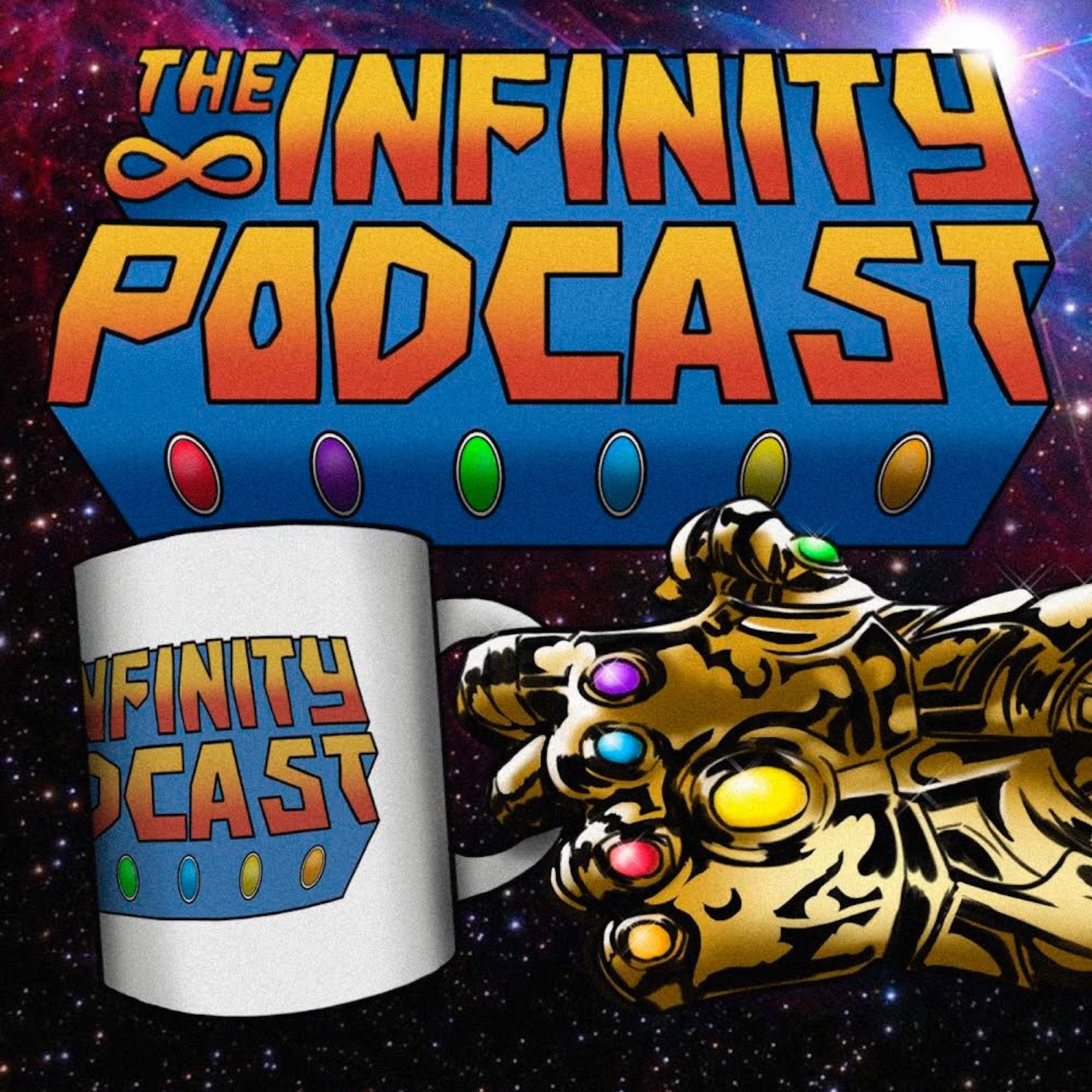 The Infinity Podcast show art