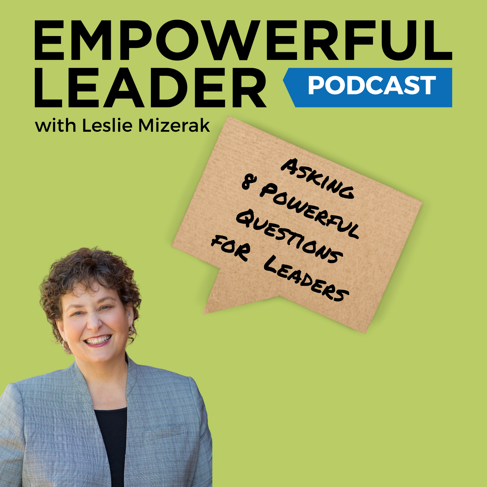 Empowerful Leader Podcast show art