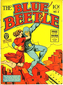 250-150302 In the Old-Time Radio Corner - The Blue Beetle