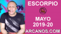 Artwork for HOROSCOPO ESCORPIO-Semana 2019-20-Del 12 al 18 de mayo de 2019-ARCANOS.COM...