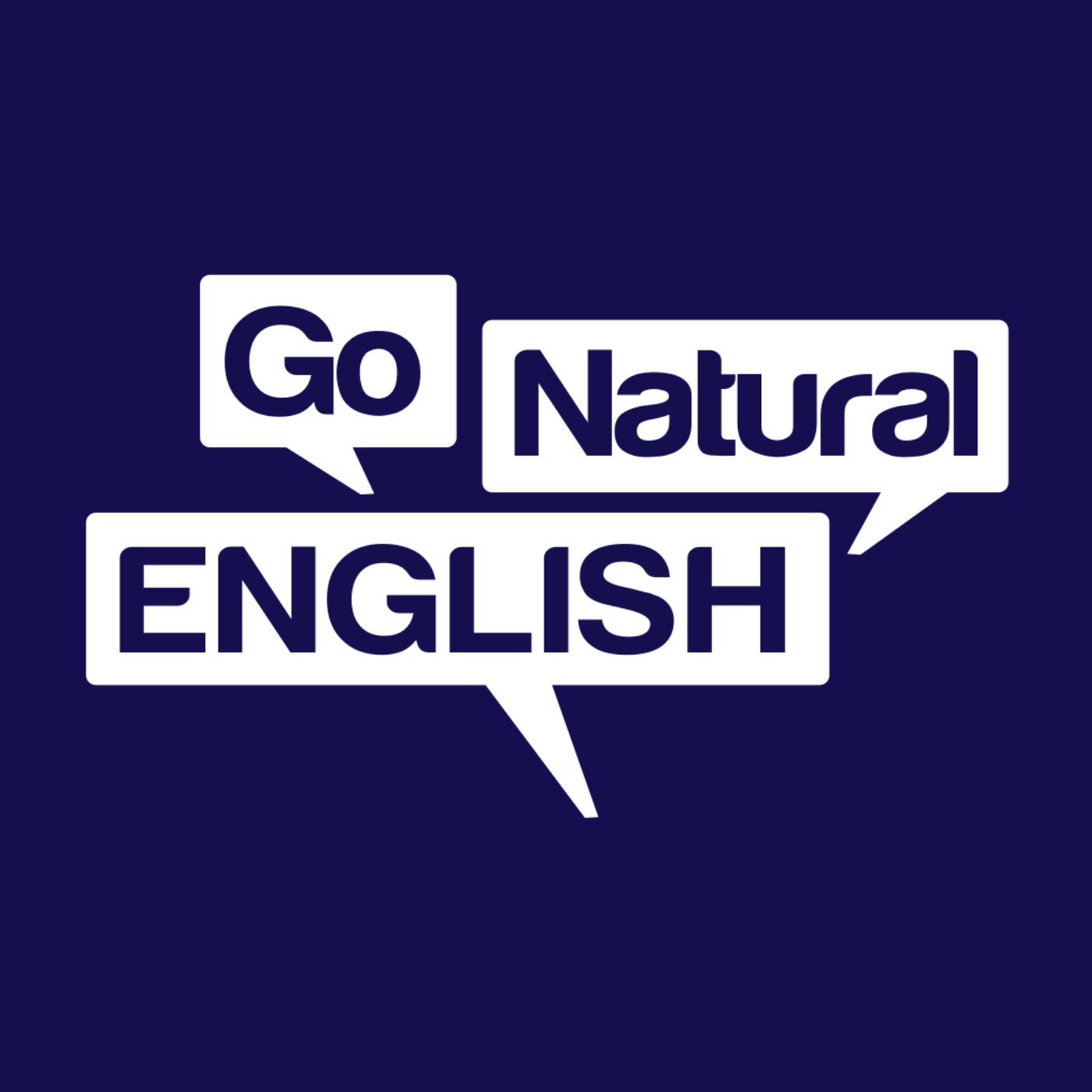 Go Natural English Podcast | Listening & Speaking Lessons show art