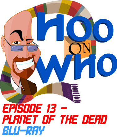 Episode 13 - Planet of the Dead: Blu-ray