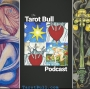 Artwork for The Tarot Bull Podcast: The Three of Swords & the Star
