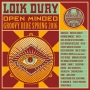Artwork for Loik Dury - Open-Minded Groovy Ride Spring 2016