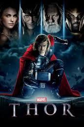 The Marvel vs DC movie mash-up- 'Thor'