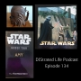 Artwork for 134 - Star Wars Guided Tour at Hollywood Studios