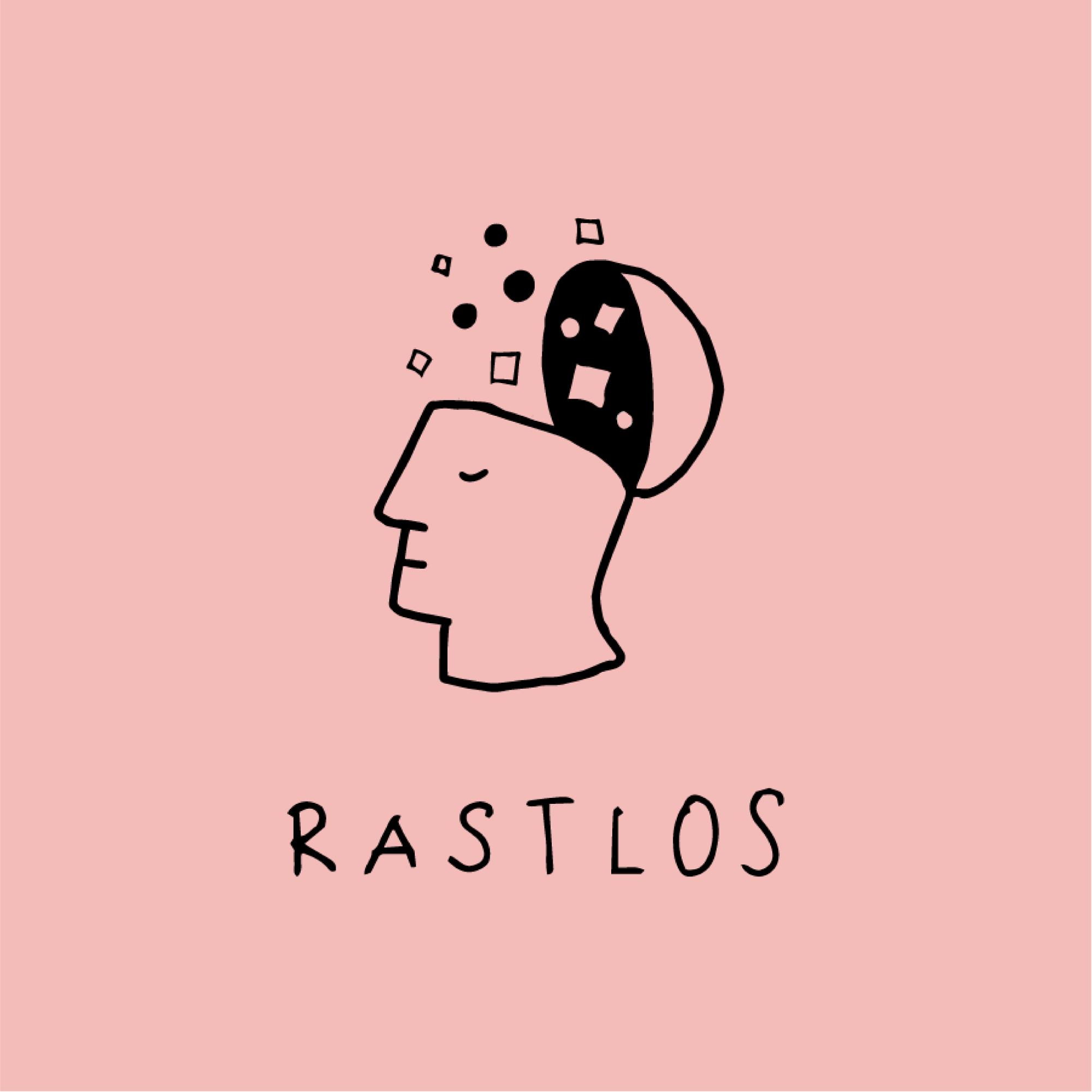 Rastlos - Dein Podcast für Entschleunigung und mehr Selbstvertrauen show art