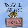 Artwork for Movie Review: Hercules (2014)