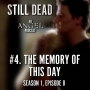 Artwork for Still Dead #4. The Memory of this Day