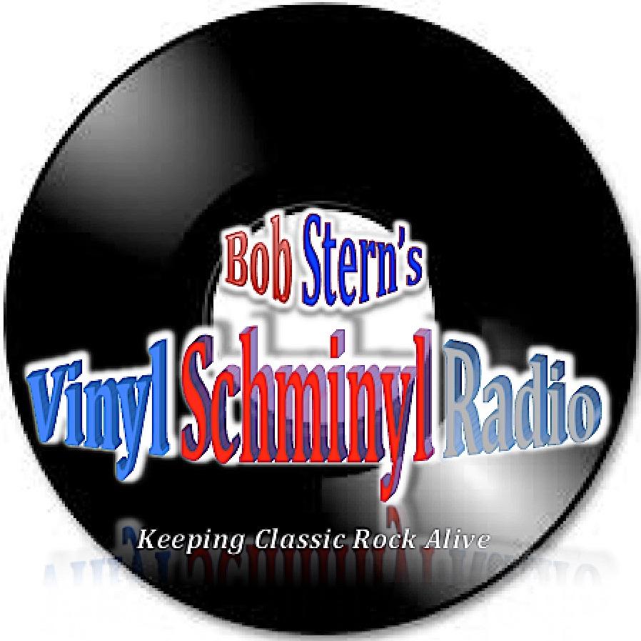 Bob Stern's Vinyl Schminyl Radio show art